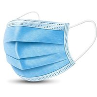 Image of 3-Ply Non-Woven High-Quality Disposable Masks (50 Pack)