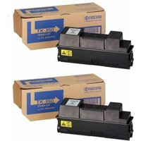 Original Multipack Kyocera FS-3920DN Printer Toner Cartridges (2 Pack) -TK350