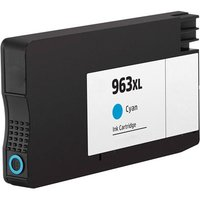 Compatible Cyan HP 963XL High Capacity Ink Cartridge (Replaces HP 3JA27AE)