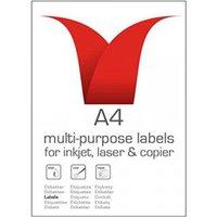 Value Multipurpose Label 63.5x33.9mm 24 Per Sht (2400Labels)