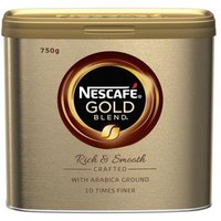 Nescafe Gold Blend Granules 750g