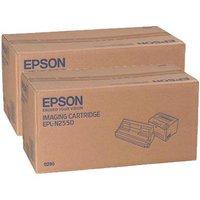 Original Multipack Epson EPL-N2550 Printer Toner Cartridges (2 Pack) -