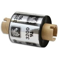 Zebra 800132-101 Original Wax/Resin Printer Ribbon 3200 (33mm x 74m)