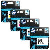 Original Multipack HP OfficeJet Pro 8718 Printer Ink Cartridges (4 Pack) -L0S58AE