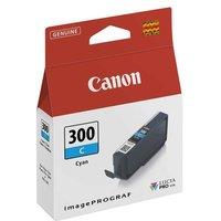 Canon PFI-300C Cyan Original Ink Cartridge