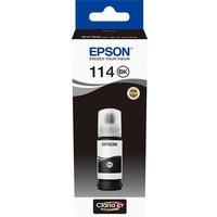Epson 114 (T07A140) Pigment Black Original Ink Bottle