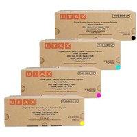Original Multipack UTAX CLP-3721 Printer Toner Cartridges (4 Pack) -4472110010