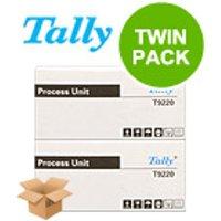 Original Multipack Tally 9025N Printer Toner Cartridges (2 Pack) -43361
