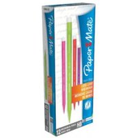 Paper Mate Non Stop Mechanical Pencil HB 0.7mm Assorted PK12