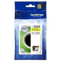 Brother LC3233Y Yellow Original Standard Capacity Ink Cartridge