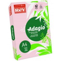 Rey Adagio A4 Paper 80gsm Pink RM500