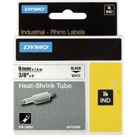 Dymo 18053 (S0718280) Original Label Tape (9mm x 1.5m) Black On White