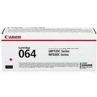 Canon 064M (4933C001) Magenta Original Standard Capacity Toner Cartridge
