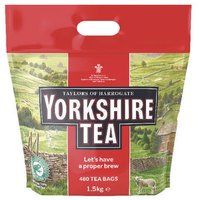 Yorkshire Tea Tea Bags Pack of 480 Tea Bags