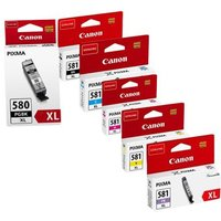 Original Multipack Canon Pixma TS6251 Printer Ink Cartridges (6 Pack) -2024C001