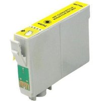 Compatible Yellow Epson 405XL High Capacity Ink Cartridge (Replaces Epson 405XL Suitcase)