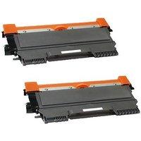 Compatible Multipack Brother MFC-L2740CW Printer Toner Cartridges (2 Pack) -TN2320