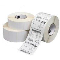 Zebra 87809 Original Z-PERFORM Printer Label 1000D (102mm x 152mm) White