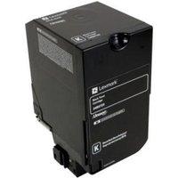 Lexmark 24B6720 Black Original Toner Cartridge