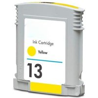 Compatible Yellow HP 13 Ink Cartridge (Replaces HP C4817AE)