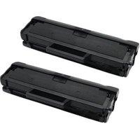 'Compatible Multipack Samsung Xpress Sl-m2022w Printer Toner Cartridges (2 Pack) -mlt-d111l
