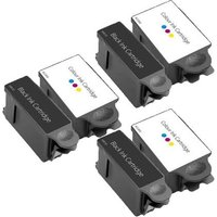 Compatible Multipack Advent Touch Wireless All-in-One Printer Ink Cartridges (6 Pack) -851943