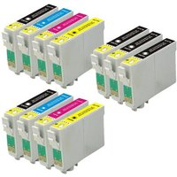 Compatible Multipack Epson Expression Home XP-206 Printer Ink Cartridges (11 Pack) -C13T18114010