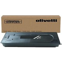 Olivetti B0446 Original Black Laser Toner Cartridge
