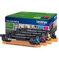 Brother TN243CMYK Multipack Original Standard Capacity Toner Cartridge