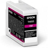 Epson T46S3 (T46S300) Magenta Original UltraChrome Ink Cartridge (25ml)