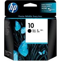 HP 10 Black Original Inkjet Cartridge
