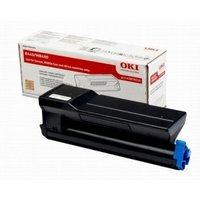 Black OKI 43979216 Extra High Capacity Toner Cartridge