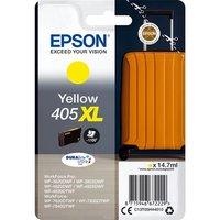 Epson 405XL (T05H440) Yellow Original DURABrite Ultra High Capacity Ink Cartridge (Suitcase)
