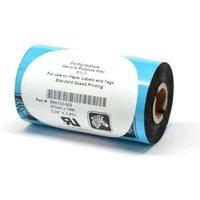 Zebra 800132-002 Original Wax Printer Ribbon 2300 (57mm x 74m)