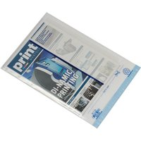 PostSafe LIGHTWEIGHT (C4) Peel and Seal Polythene Envelope (Clear) Pack of 250