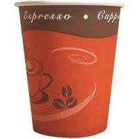 Caterpack Paper Hot Cups 12oz (35cl) PK50