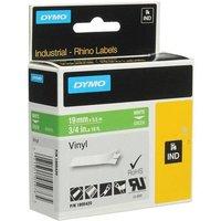 Dymo 1805420 Original Label Tape (19mmx5.5m) White On Green