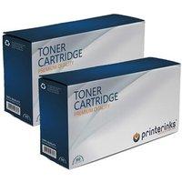 Compatible Multipack HP LaserJet 408dn Printer Toner Cartridges (2 Pack) -W1331X