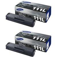 'Original Multipack Samsung Xpress Sl-m2022w Printer Toner Cartridges (2 Pack) -su799a