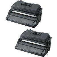 Compatible Multipack Samsung ML-3561 Printer Toner Cartridges (2 Pack) -ML-3560D6