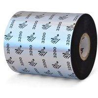 Zebra 03200BK08330 Original Wax/Resin Printer Ribbon 3200 (83mm x 300m)