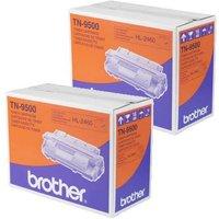Brother Black TN9500 Original Toners Twin Pack (2 Pack)