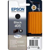 Epson 405 (T05G140) Black Original DURABrite Ultra Standard Capacity Ink Cartridge (Suitcase)