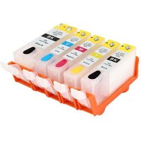 Compatible Multipack Canon Pixma MP540 Printer Ink Cartridges (5 Pack) -2933B001