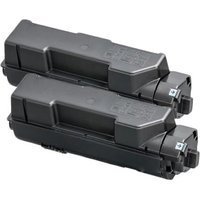 Compatible Multipack Kyocera ECOSYS P2335dn Printer Toner Cartridges (2 Pack) -1T02RV0NL0