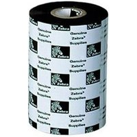 Zebra 02100BK11045 Original Wax Printer Ribbon 2100 (110mm x 450m)