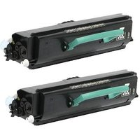 Compatible Twin Pack Dell 593-10838 Black High Capacity Toner Cartridges (2 Pack)