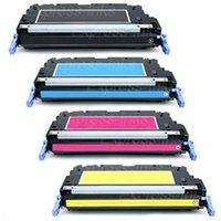Compatible Multipack Canon LBP-5500 Printer Toner Cartridges (4 Pack) -6823A004