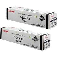 Original Multipack Canon iR ADVANCE 400i Printer Toner Cartridges (2 Pack) -2788B002AA
