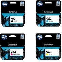 Original Multipack HP OfficeJet Pro 9015e Printer Ink Cartridges (4 Pack) -3JA26AE